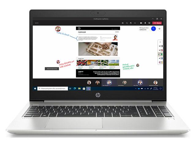 """Εικόνα HP ProBook 440 G7 (8VU02EA) - Οθόνη 14"""" Full HD - Intel Core i5-10210U - 8GB RAM - 256GB SSD - Windows 10 Pro"""