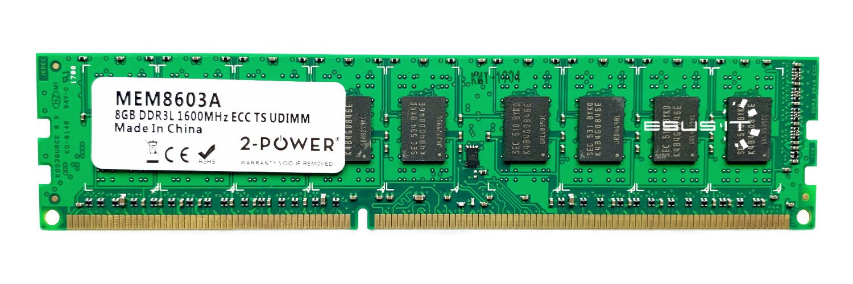 Εικόνα Μνήμη ram PC3-12800 - 8GB - DDR3 1600MHz ECC Udimm (Unbuffered)