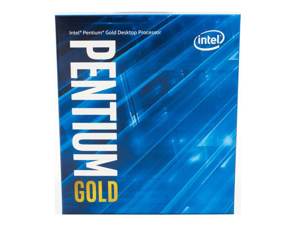 Εικόνα Επεξεργαστής Intel Pentium Gold G6405 Box (4.10 GHz / s1200 / 4MB)