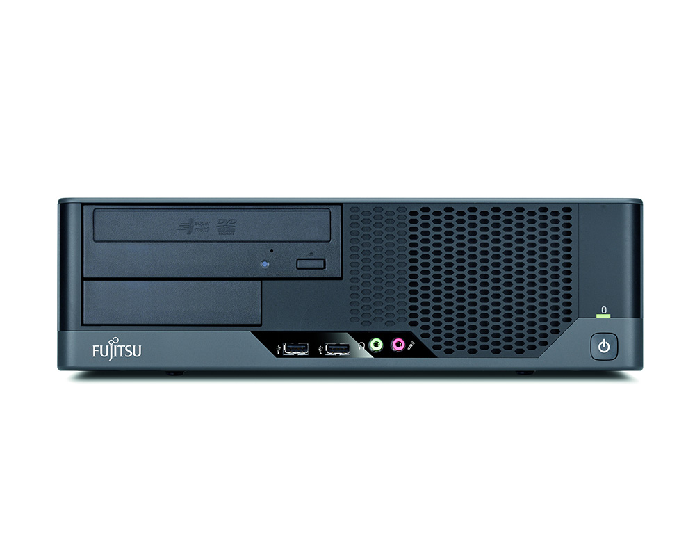 Εικόνα Fujitsu Esprimo E9900 SFF - Intel Core i5 1ης γενιάς 750 - 4GB RAM - 500GB HDD - DVD - HD 5450 1GB VGA - Windows 7 Professional (DMS DVI to VGA)