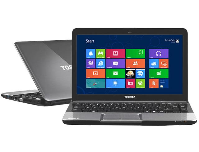 Εικόνα TOSHIBA SATELLITE Pro L830 - INTEL CORE I3 3227U - 4GB RAM - 500GB HDD - DVD-RW - WINDOWS 8
