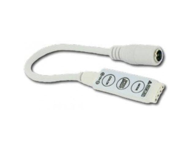 Εικόνα ΤΑΣΗ ΕΙΣ:5-24V DC LED-RGB CONTROLL.12A