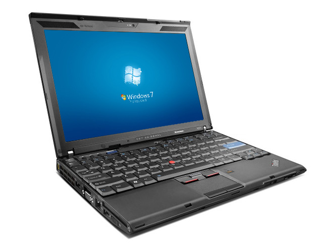 """Εικόνα Lenovo ThinkPad X201 - Οθόνη 12.1"""" - Intel Core i5 1ης Γενιάς 520M - 4GB RAM - 320GB HDD - Windows 7 Professional"""