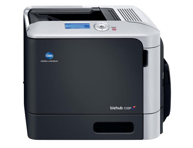 Εικόνα Έγχρωμος εκτυπωτής  Konica Minolta C35P
