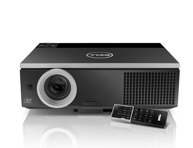 Εικόνα Projector Dell 7700 - Ανάλυση Full HD - 5000 lumens - Θύρες - VGA, RJ45, USB, HDMI, RS232