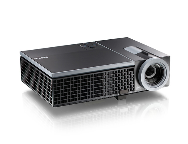 Εικόνα Projector Dell 1510X DLP - Ανάλυση XGA - 3500 Lumens - Θύρες VGA, S-Video, RJ45, USB, HDMI