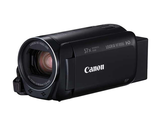 Εικόνα Canon Videocamera Legria HF R806 - Black