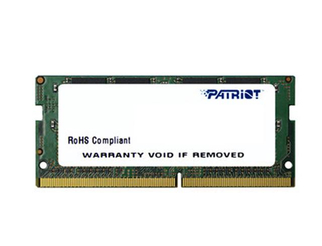Εικόνα Μνήμη RAM Patriot 4GB DDR4-2400MHz (PSD44G240082S)