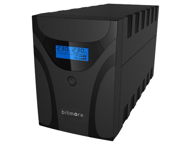 Εικόνα UPS Bitmore Line U2200 LCD 2200VA