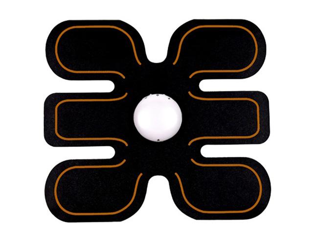 Εικόνα Συσκευή ηλεκτροδιέγερσης μυών για εκγύμναση κοιλιακών Gel Pads S4-P10-6U