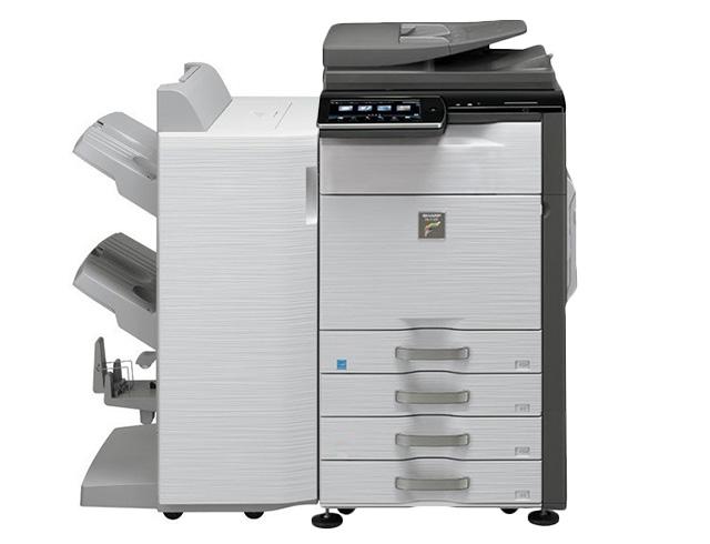 Εικόνα Πολυμηχάνημα Έγχρωμο Sharp MX-5141 - A3 - Εκτύπωση, Αντιγραφή, Σάρωση, Fax - Ταχύτητα εκτύπωσης 51 cpm