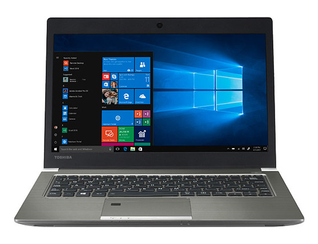 """Εικόνα Toshiba Dynabook Portege Z30-E-10V - Οθόνη Full HD 13.3"""" - Intel Core i5-8250U - 8GB RAM - 512GB SSD - Windows 10 Pro"""