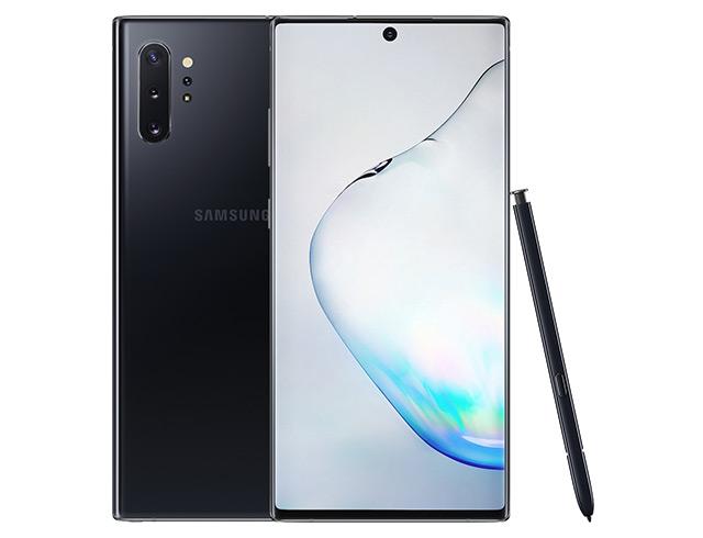 """Εικόνα Smartphone 6.8"""" Samsung Galaxy Note 10+ Dual SIM (256GB) - Aura Black"""