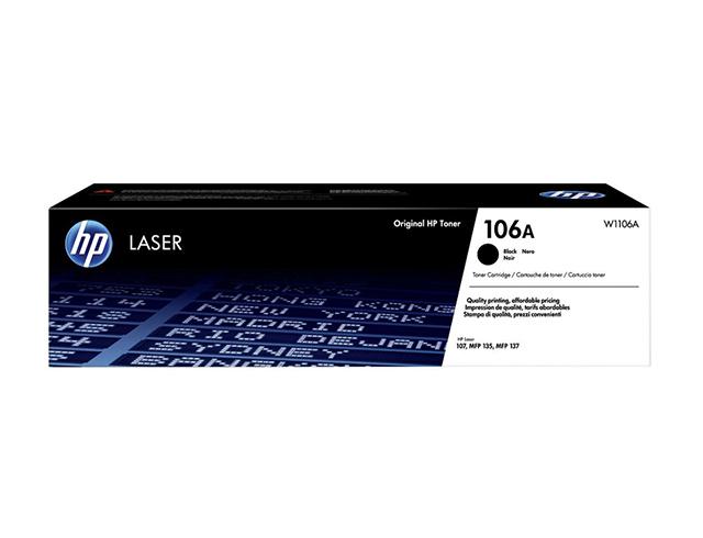 Εικόνα Toner HP 106A (W1106A) -  Black