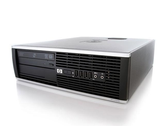 Εικόνα PC HP Compaq 6005 Pro SFF - AMD Athlon X2 - 4GB RAM - 500GB HDD - DVD - Windows 7 Professional