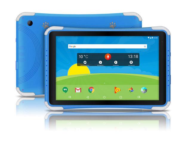 """Εικόνα Tablet 10"""" MLS Kido - 16GB - 4G/ LTE - Blue"""