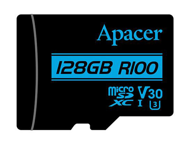 Εικόνα Κάρτα μνήμης Apacer R100 SDXC 128GB U3 V30