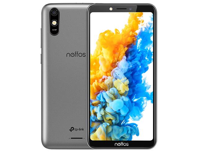 """Εικόνα Smartphone 5.45"""" TP-Link Neffos C7S Dual SIM (16GB) - Grey"""