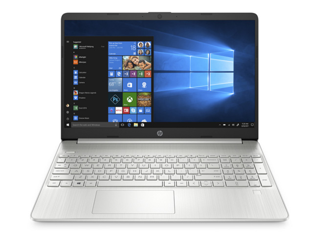 "Εικόνα HP 15s-eq0009nv - Οθόνη Full HD 15.6"" - AMD Ryzen 7 3700U - 8GB RAM - 512GB SSD - Windows 10 S"