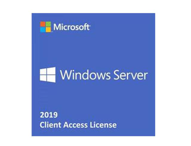 Εικόνα Microsoft Windows Server 2019 Lenovo Client Access License (5 User)