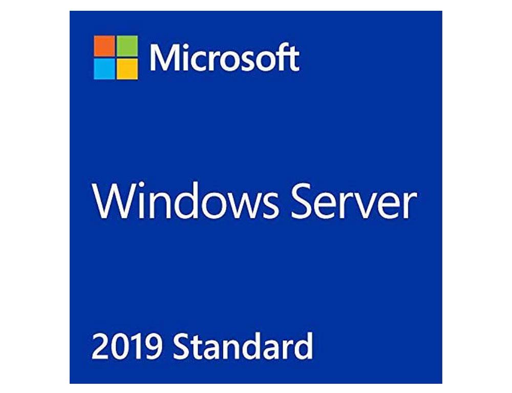 Εικόνα Dell Windows Server Standard 2019 additional License 2CORE (634-BSGS)