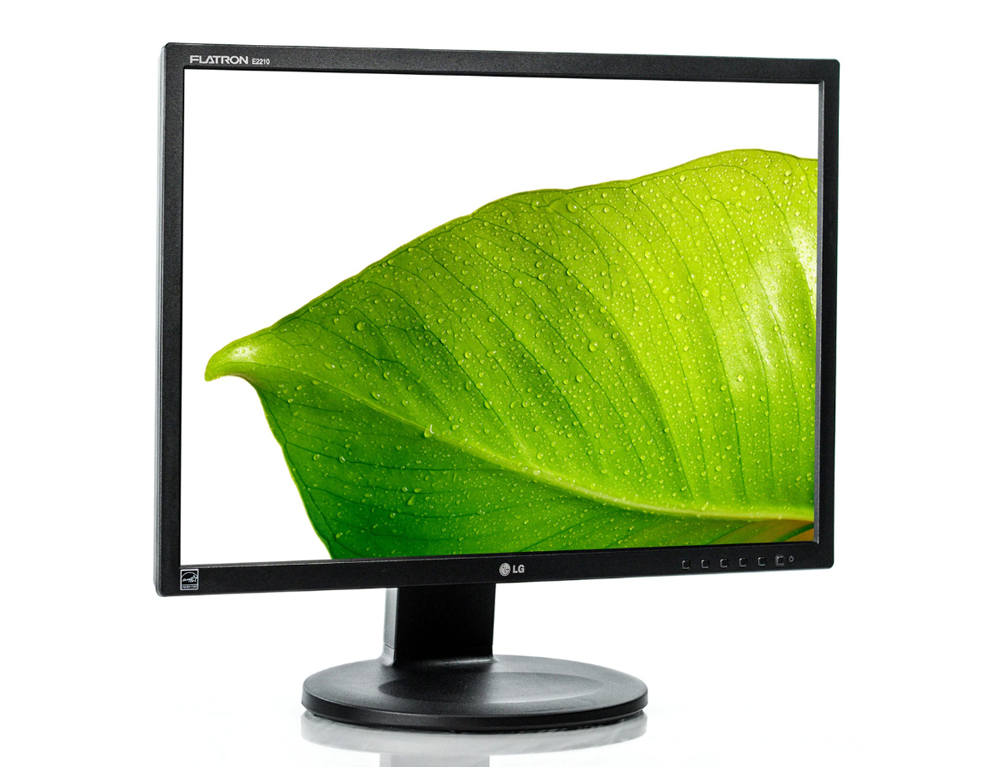 """Εικόνα Monitor 22"""" LG E2210 - Ανάλυση WSXGA+ - D-Sub, DVI-D"""