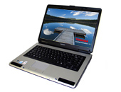 Εικόνα NOTEBOOK TOSHIBA L40 ΜΕ CELERON 540, 80GB HDD ΚΑΙ WINDOWS VISTA BASIC