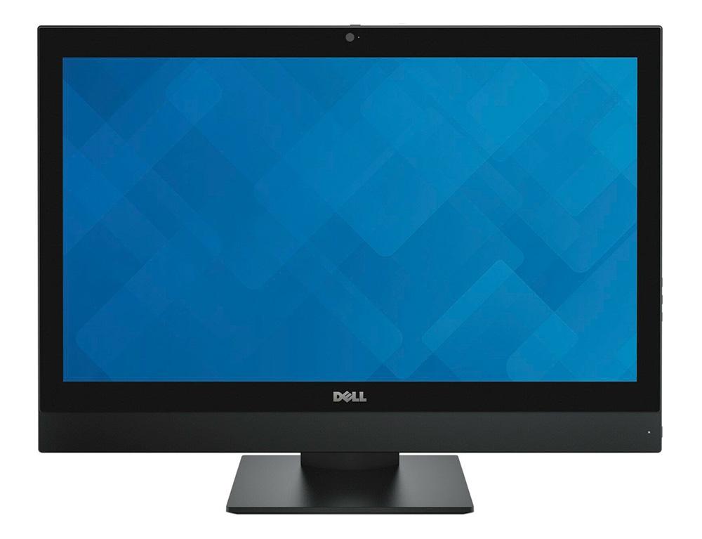 """Εικόνα All in One PC Dell Optiplex 7440 - Οθόνη αφής 24"""" - Intel Core i5 6ης γενιάς 6500 - 8GB RAM - 1TB HDD - DVD - Wi-Fi - Webcam - Windows 10 Pro"""