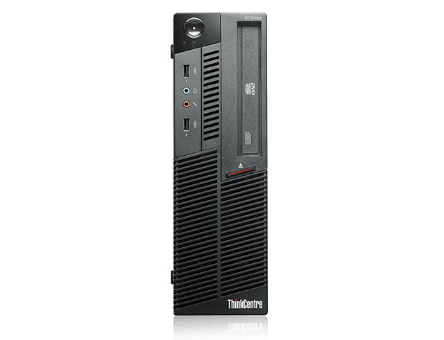 Εικόνα Lenovo ThinkCentre M90p SFF - Intel Core i5 1ης Γενιάς - 4GB RAM - 250GB HDD - Windows 7 Professional