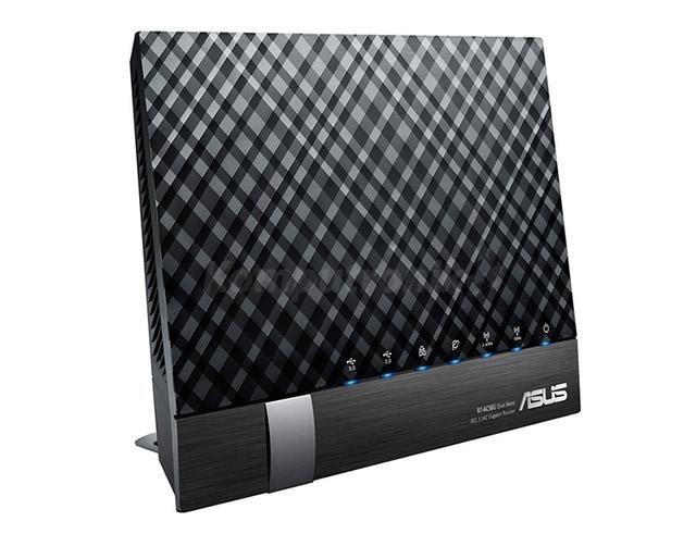 Εικόνα Wireless Modem Router Asus DSL-AC56U Dual Band Annex A/B