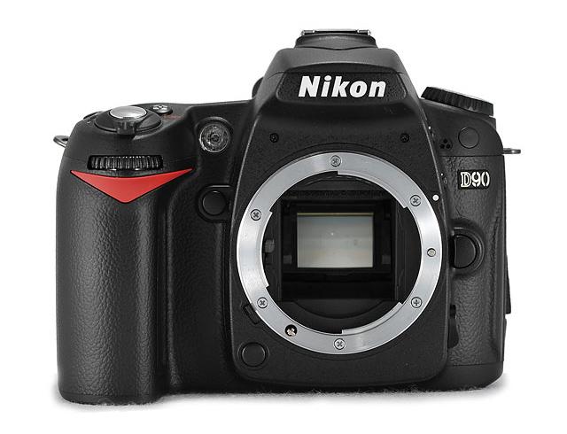 Εικόνα Φωτογραφική μηχανή DSLR Nikon D90 Body (Grade B)