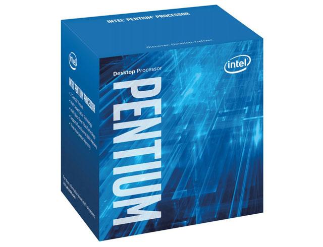Εικόνα INTEL CPU PENTIUM G4600, BX80677G4600