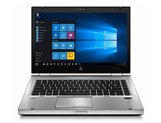 """Εικόνα HP EliteBook 8460P - Οθόνη 14"""" - Intel Core i5 - 4GB RAM - 320GB HDD - DVD RW - Windows 10 Home"""