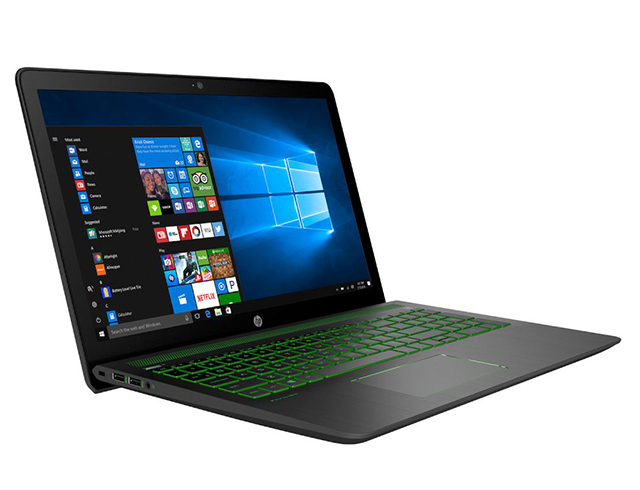 "Εικόνα Gaming Laptop HP Pavilion Power 15-cb003nv - Οθόνη Full HD 15.6"" - Intel Core i7 7700HQ - 8GB RAM - 1TB HDD - 4GB VGA - Windows 10 Home"