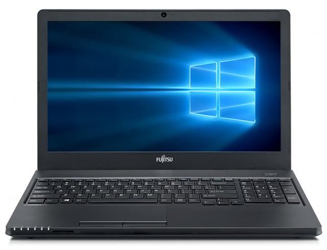 Εικόνα Fujitsu LifeBook A555 - Intel Core i3-5005U - 4GB RAM - 500GB HDD - Αγγλικά Windows 10 Pro - Αγγλικό πληκτρολόγιο