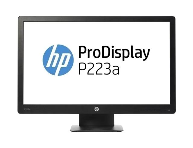 """Εικόνα Monitor 21.5"""" HP ProDisplay P223a - Ανάλυση Full HD - DisplayPort, VGA"""