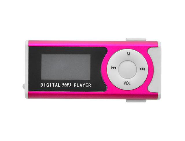 Εικόνα Digital MP3 Player Lamtech LAM020137 16GB with FM Radio - Fuchsia