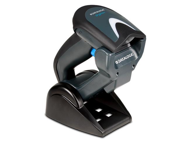 Εικόνα Ασύρματο Barcode Scanner Datalogic Gryphon GM4100 USB - Black - Με καινούργια μπαταρία 2600 mAh