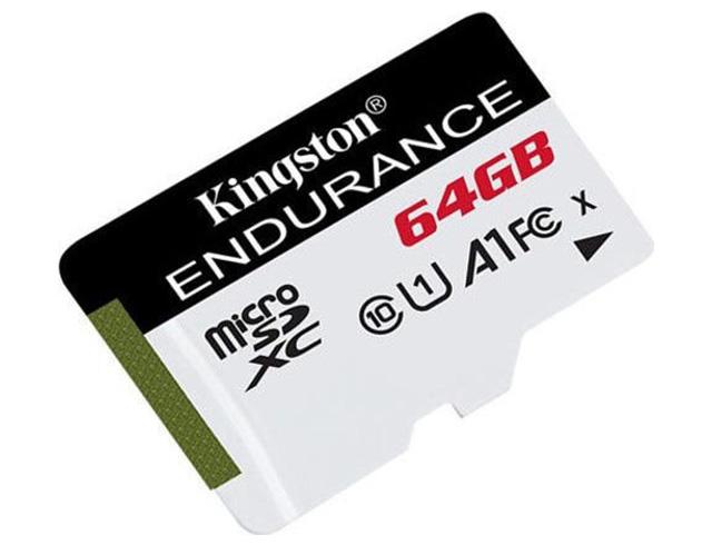 Εικόνα Κάρτα μνήμης Kingston High Endurance SDXC 64GB U1 A1