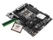 Εικόνα INTEL PROMO KIT5 ΑΠΟΤΕΛΕΙΤΑΙ ΑΠΟ CPU INTEL CORE I7-5820K, ASUS MOTHERBOARD X99-A DDR4 ΚΑΙ RAM KINGSTON 8 GB DDR4