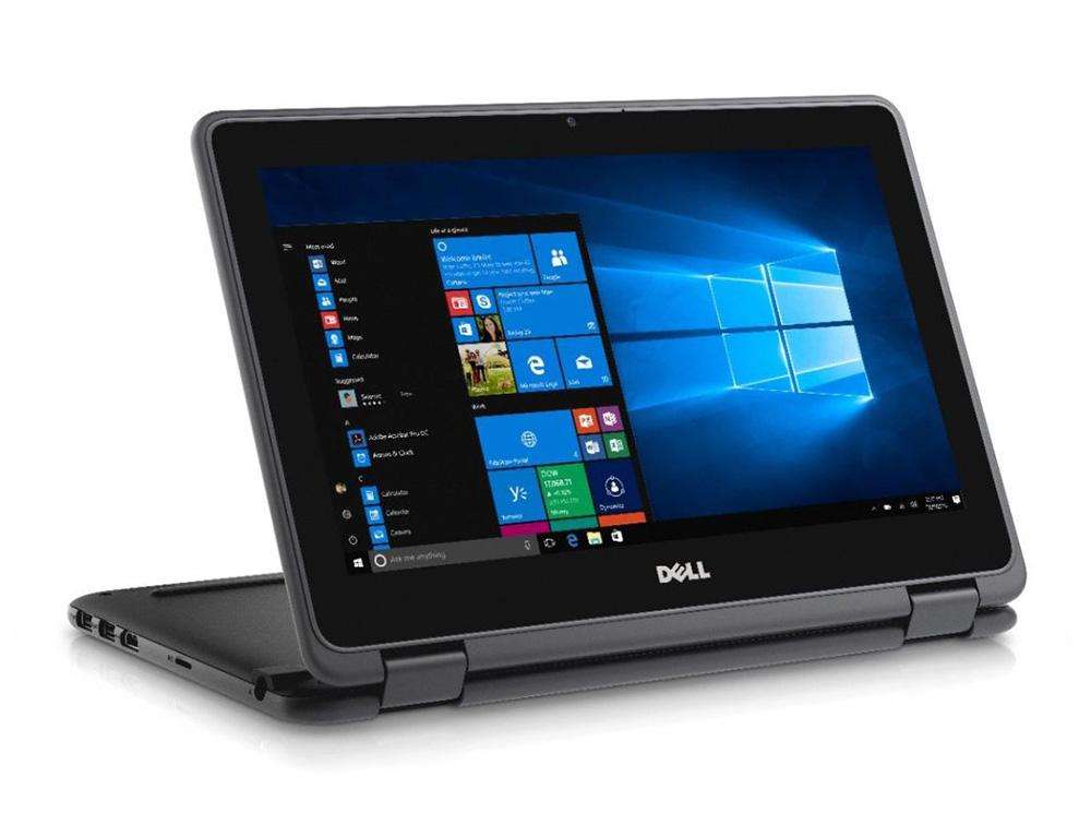 """Εικόνα Dell Latitude 3189 2 σε 1 - Οθόνη αφής 11.6"""" - Intel Pentium Quad N4200 - 4GB RAM - 120GB SSD - Windows 10 Pro"""