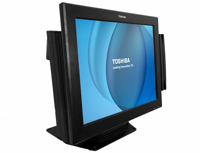 Εικόνα P.O.S TOSHIBA ST-A20 WILLPOS - 2 ΟΘΟΝΕΣ - INTEL CELERON M440 - 2GB RAM - 250GB HDD - WINDOWS XP PROFESSIONAL