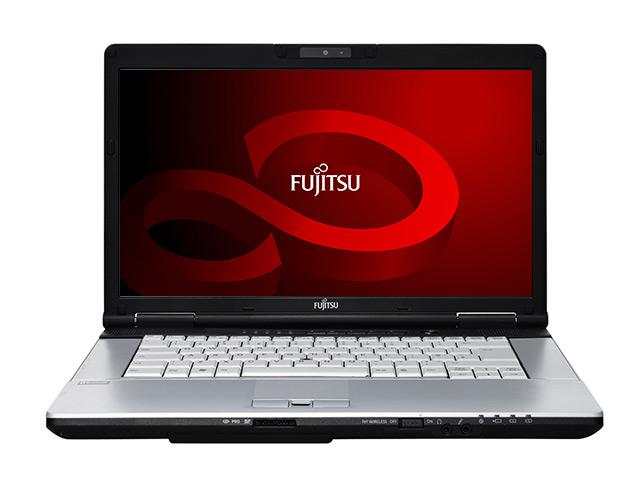 """Εικόνα Fujitsu Lifebook E751 - Οθόνη 15.6"""" - Intel Core i5 2nd Gen - 4GB RAM - 320GB HDD - DVD - Windows 7 Professional"""