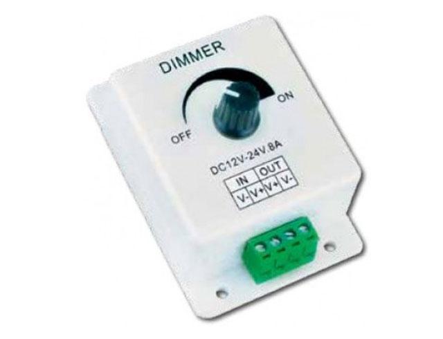 Εικόνα ΤΑΣΗ ΕΙΣ/ΕΞ:12-24V DC WALL-MOUNT LED 8A