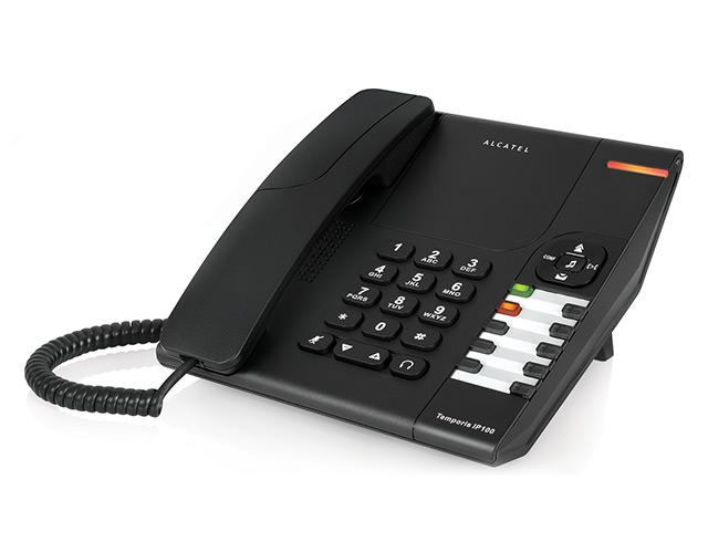 Εικόνα Τηλεφωνική συσκευή Alcatel Temporis IP100 SIP POE