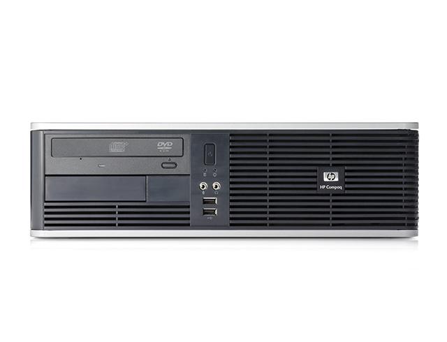 Εικόνα PC HP DC5700 SFF - Intel Pentium 4 - 2GB RAM - 80GB HDD - CD - Free Dos