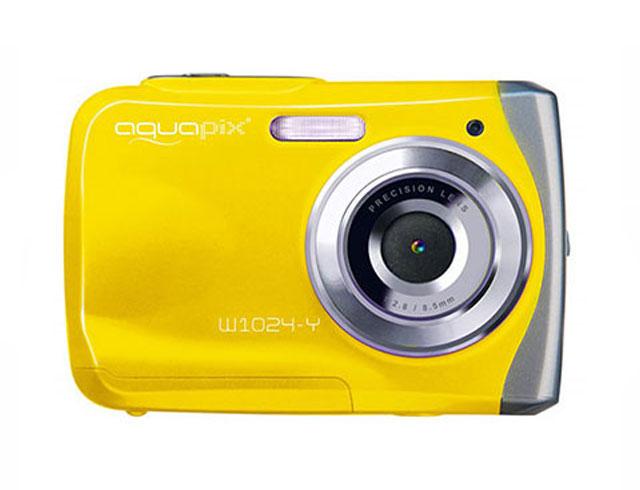 Εικόνα Φωτογραφική μηχανή EasyPix Aquapix W1024 Splash - Κίτρινη