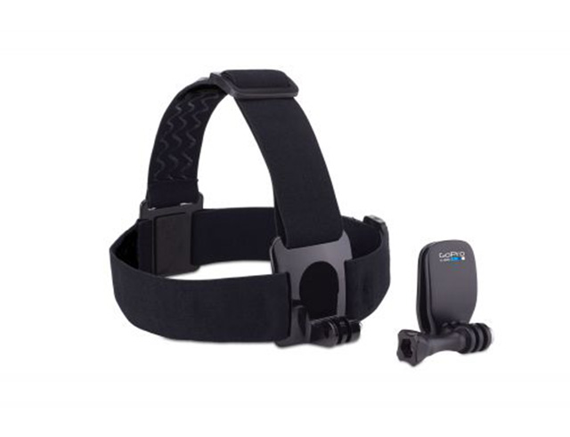 Εικόνα GoPro Head Strap + QuickClip / Ιμάντας κεφαλής + Κλιπ για καπέλο