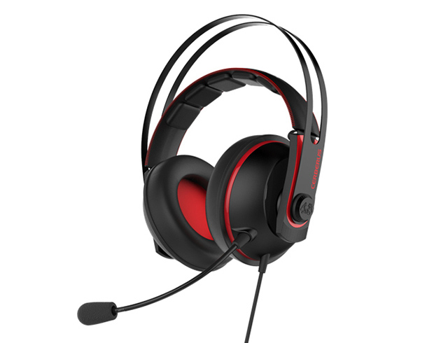 Εικόνα Gaming Headset Asus Cerberus V2 Red