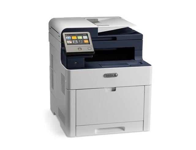 Εικόνα Έγχρωμο Πολυμηχάνημα Xerox Workcentre 6515V_DN - Α4 - Εκτύπωση, Σάρωση, Αντιγραφή, Φαξ - 2400 x 1200 dpi - 28 ppm - USB 3.0/Ethernet